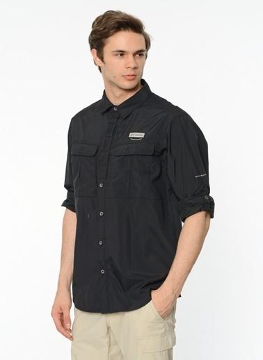 Columbia Uzun Kollu Gömlek Siyah